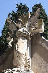 Cementerio Municipal de Logroño (Spain).