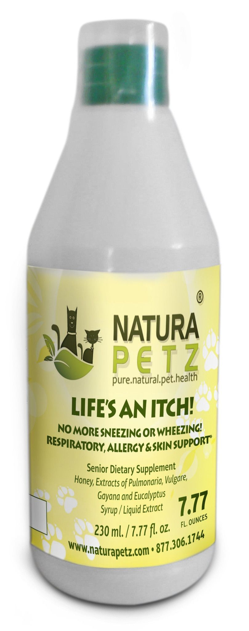 Life's An Itch No More Sneezing or Wheezing