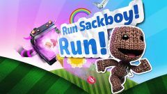 Sony ha anunciado un nuevo juego basado en la franquicia LittleBigPlanet: Run SackBoy! Run! será un runner gratuito que verá la luz en octubre.