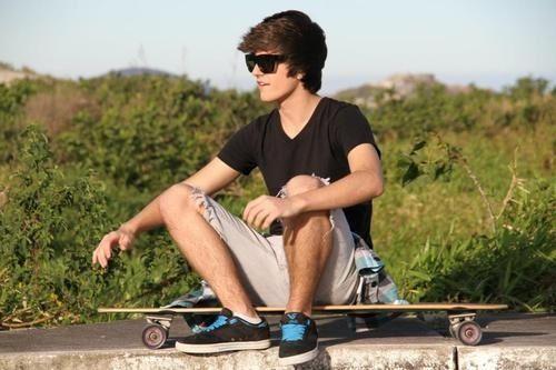 boy Cute skater