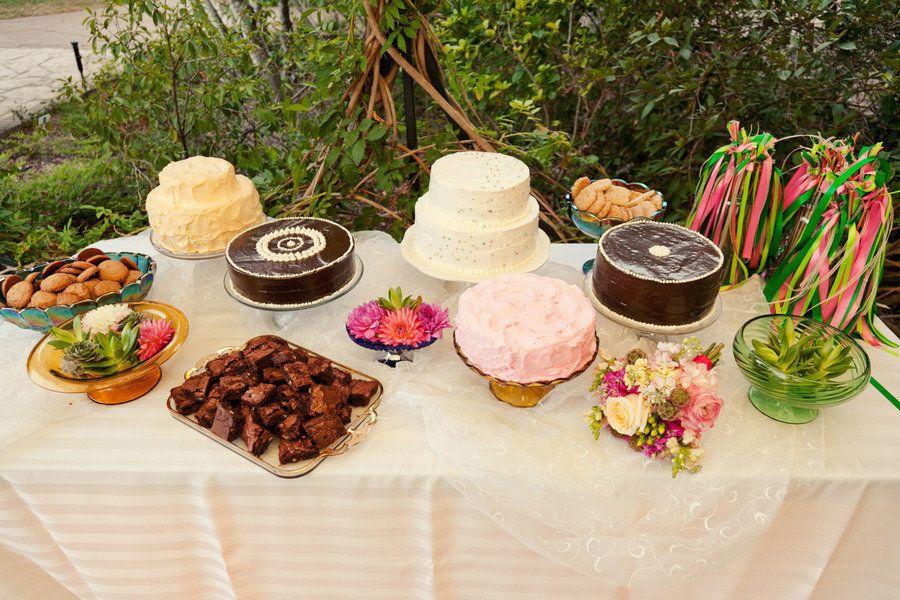 San Antonio Botanical Garden Wedding By Katherine O'Brien