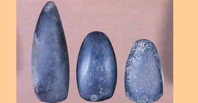 Resultado de imagen de piedras talladas, hachas pulimentadas,