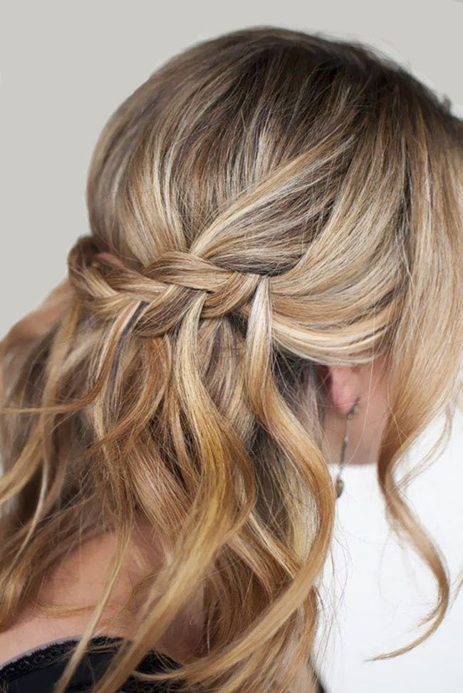 24 Beautiful Ways To Wear Long Locks This Fall Updo Long Hairstyles And Tutorials