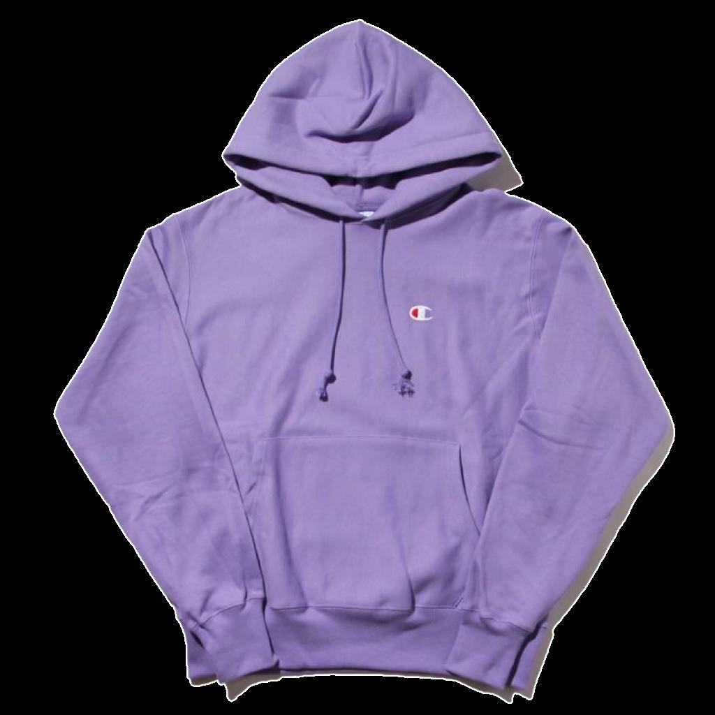Kimmiecla Purple Champion Hoodie Lavender Champion Hoodie Champion Hoodie [ 1024 x 1024 Pixel ]