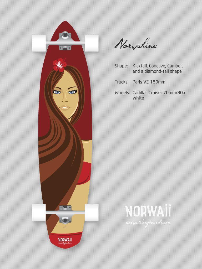 Norwaii Longboards - Norwahine 2013