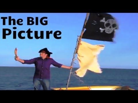 Art Attack   Alex Goes To A Pirate Party   Disney India Official