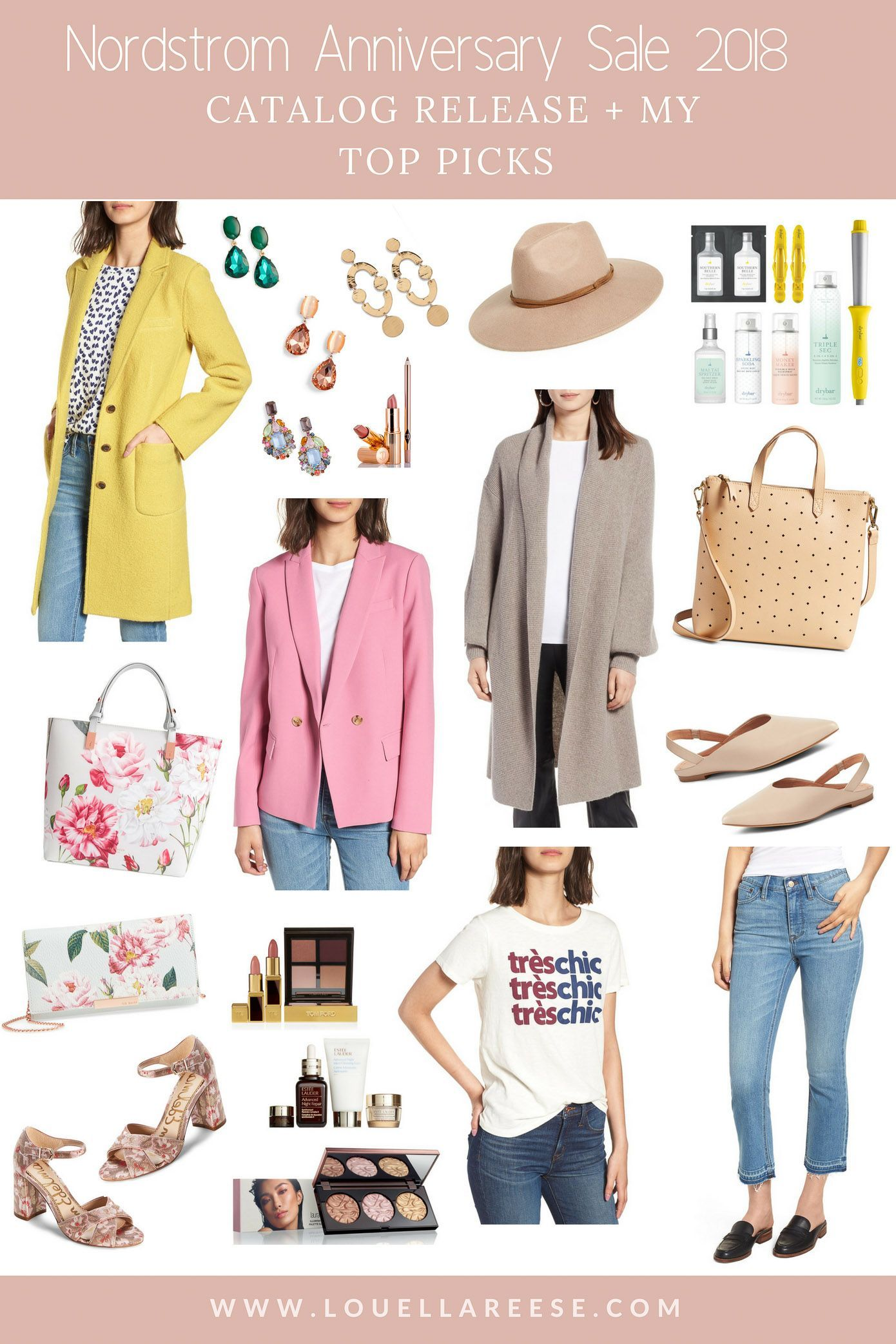 2018 Nordstrom Anniversary Sale FAQ + Top Picks | Louella Reese ...