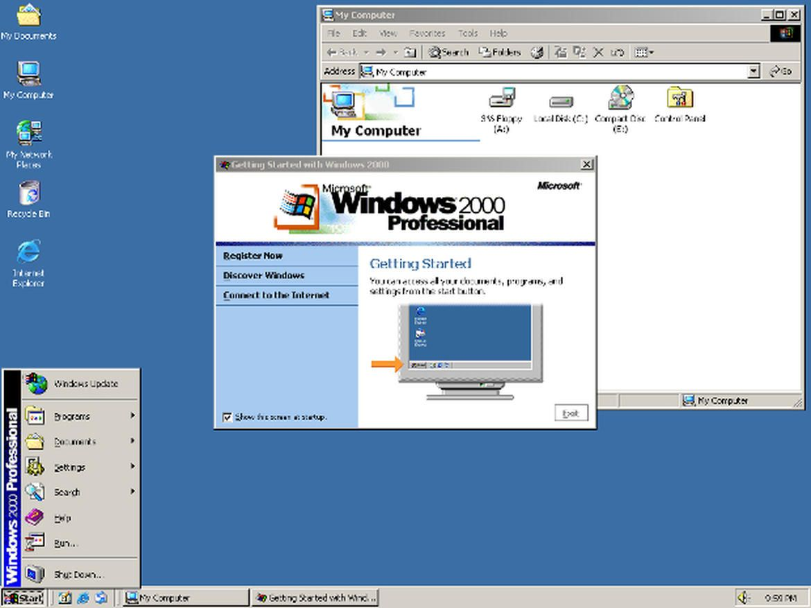 Windows 1 0 To 10 The Changing Face Of Microsoft S Landmark Os 8 Page 8 Zdnet Microsoft Microsoft Windows Software Security