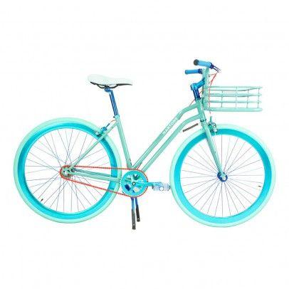 damen fahrrad real wei pastell mint co fahrrad. Black Bedroom Furniture Sets. Home Design Ideas