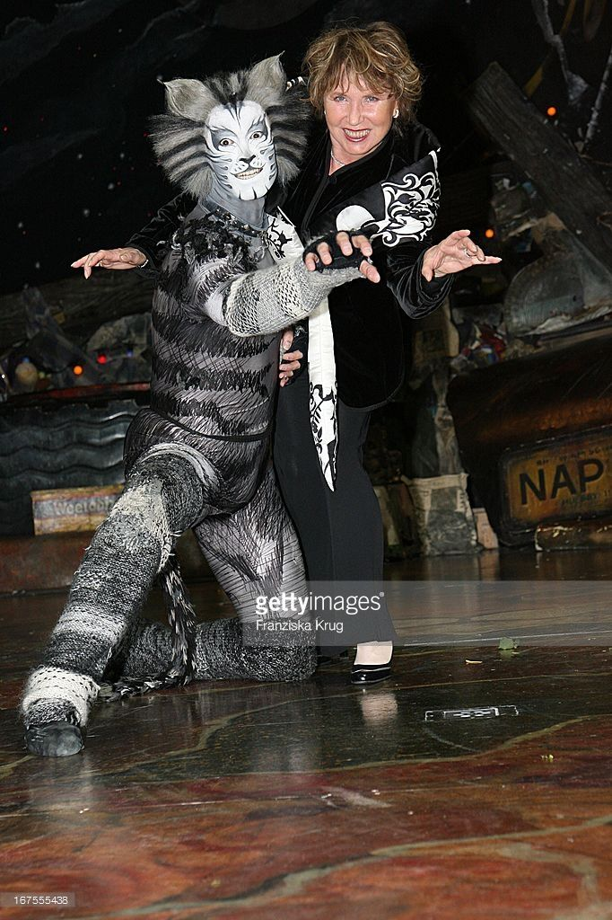 Pin on Cats The Musical (1998)