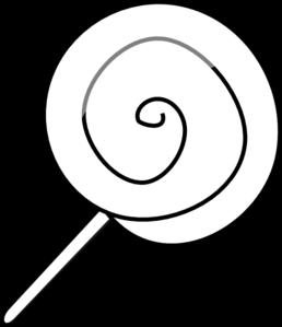 Sucker Image Clip Art Vector Clipart Panda Free Clipart Images Candy Clipart Clip Art Clipart Black And White