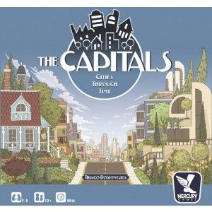 The Capitals Is A Citybuilding Game Unlike Any Other Featuring - Capital cities of the world game