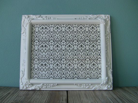 Lovely Decorative Ornate White Frame 8 x 10-Shabby Chic-Wedding ...