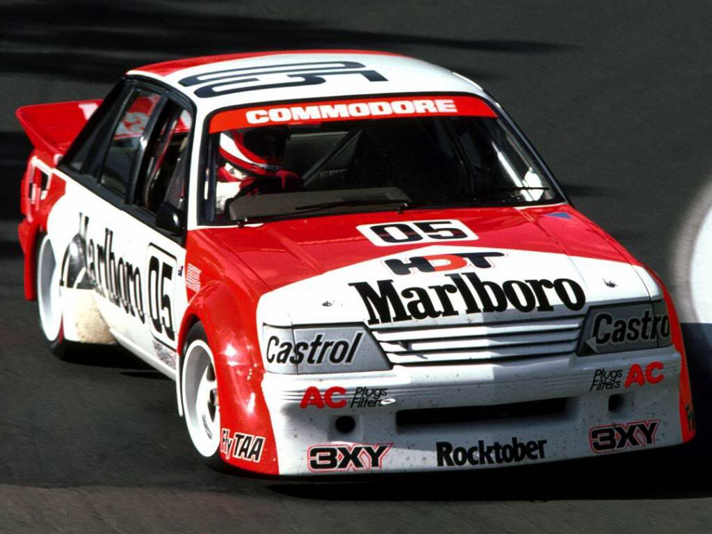 Brock's Famous 05 VK Race cars, Australian cars, Holden