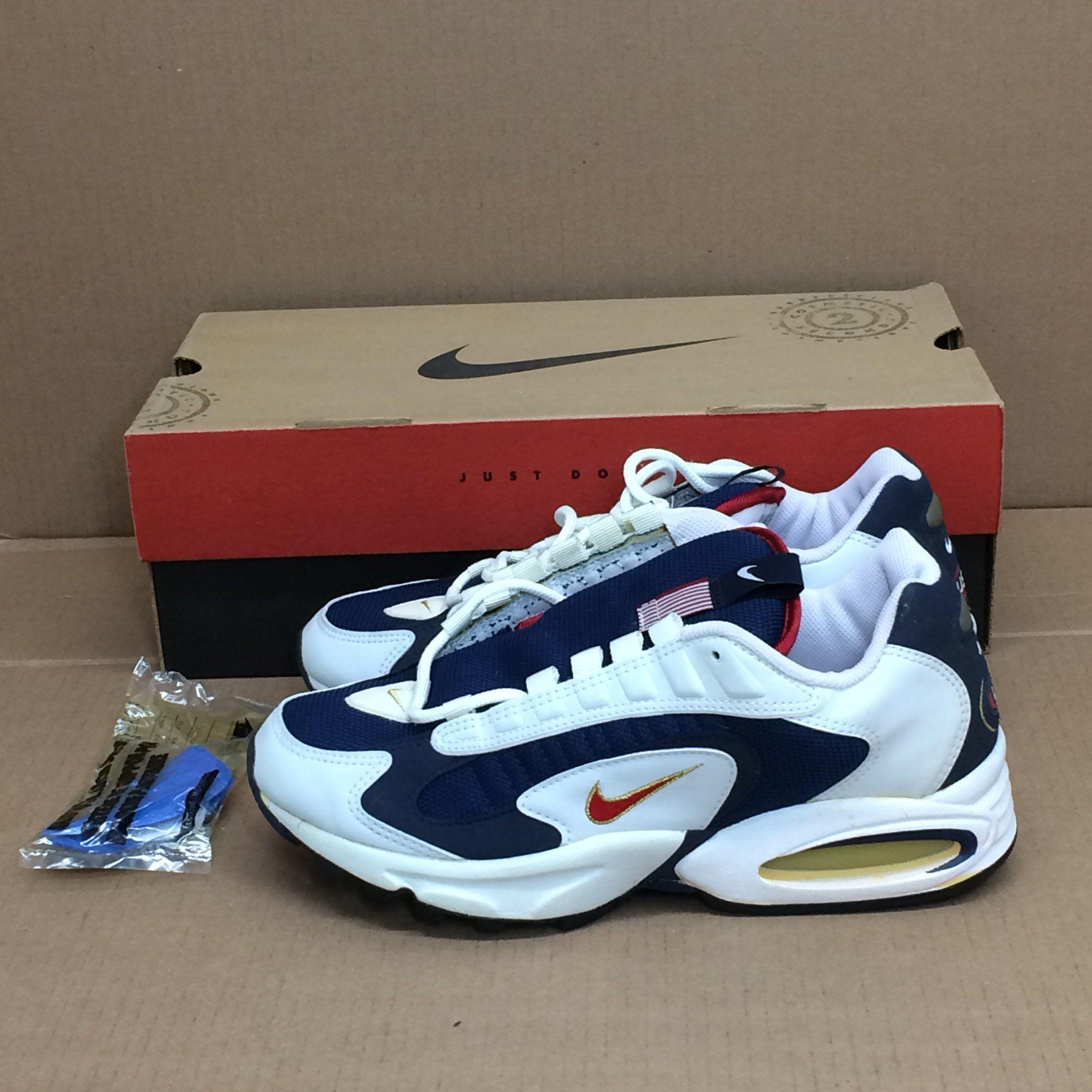 deadstock Nike Air Max Triax 96 USA