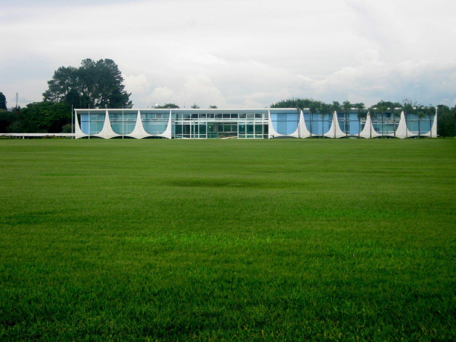Palácio Alvorada - Brasilia