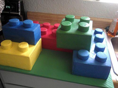 Lego Cakes Lego And Cake