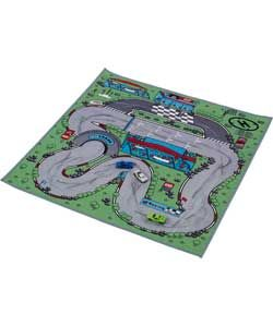 Buy Chad Valley Double Sided Playmat And Cars Toy Cars Vehicles And Sets Playmat Toy Car Play Mat