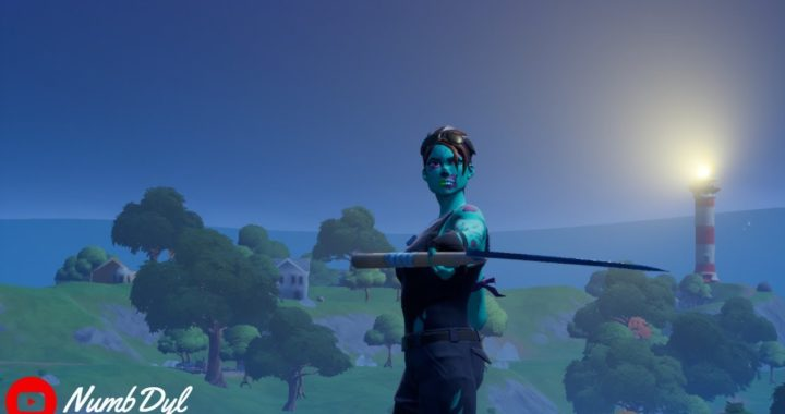 Ghoul Trooper And Reaper Pickaxe Gameplay Teamnumb Fortnite Live Stream Pc Fortniteros Es Ghoul Trooper Fortnite Trooper