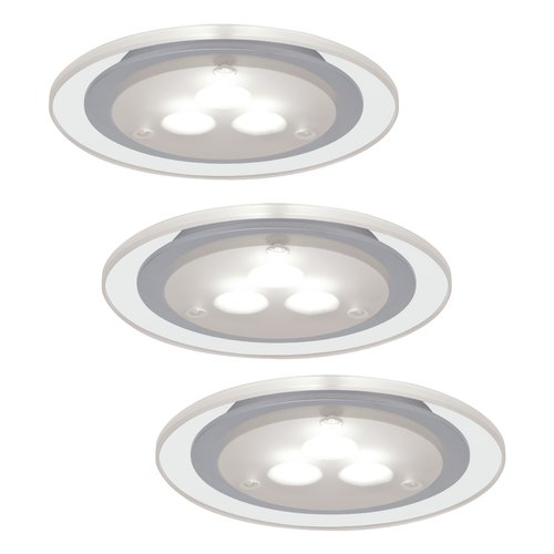 Paulmann Micro Line Highpower 3cm Led Recessed Downlight Housingset Led Recessed Lighting Recessed Lighting Kits