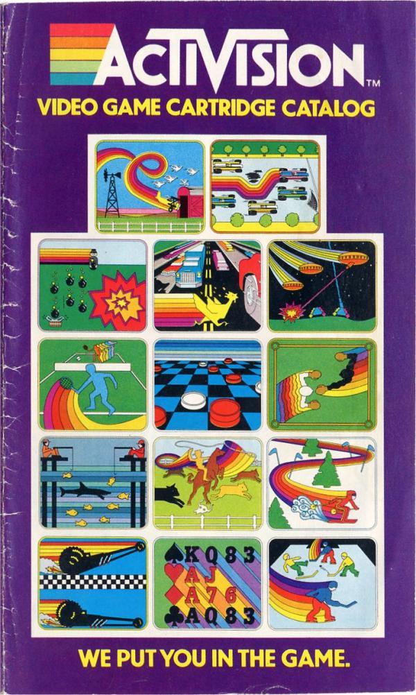 AtariAge Atari 2600 Catalog Activision (AG94008) in