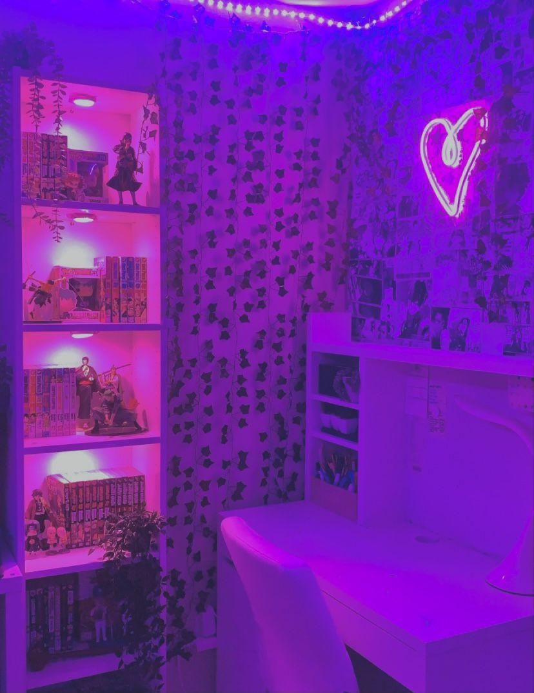 Anime Room Ideas Chrolllhoe On Tiktok In 2021 Room Makeover Bedroom Room Design Bedroom Room Makeover Inspiration