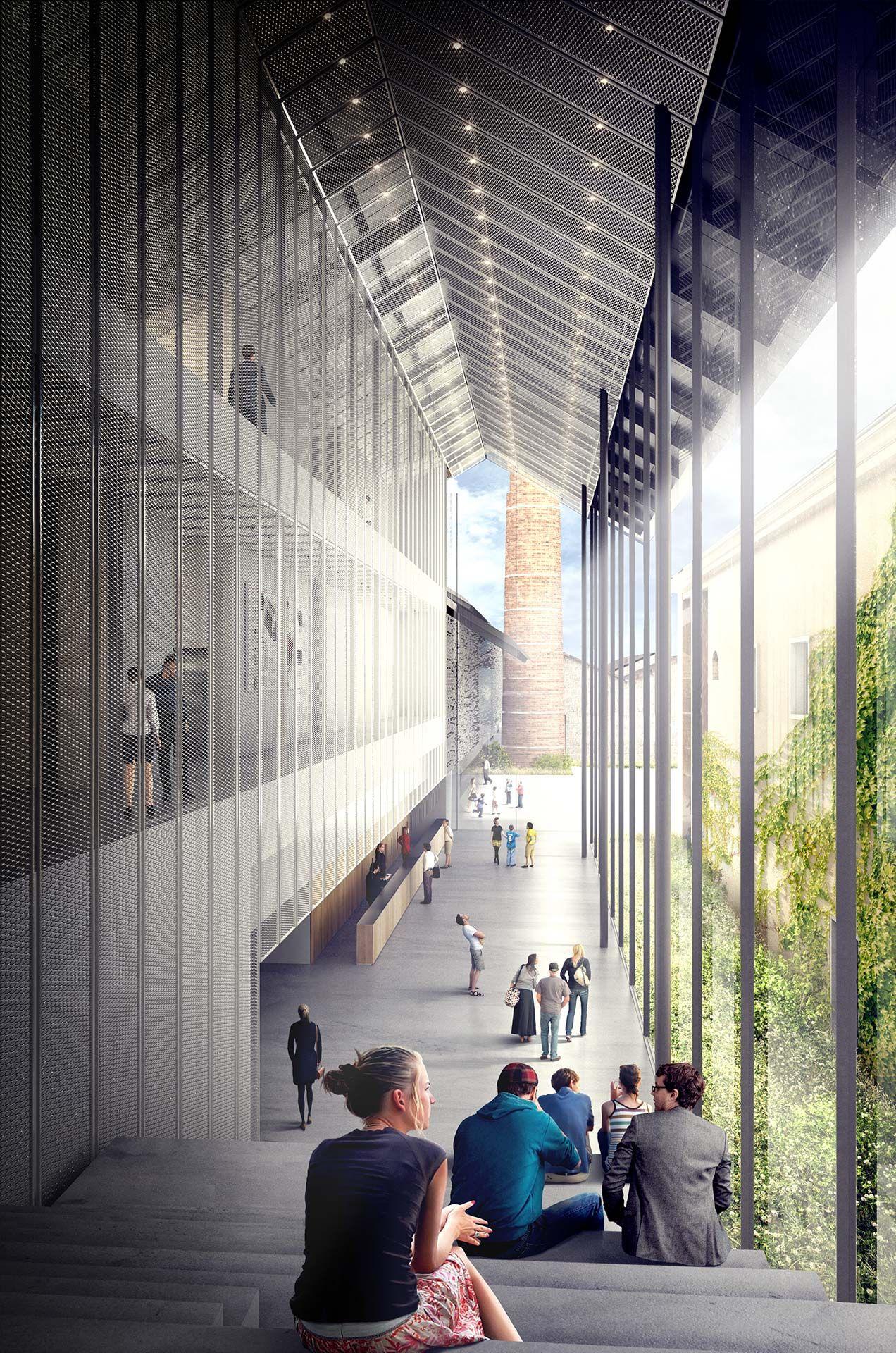 Pin di maskari su eyes presentazione architettonica for Progetti architettura interni