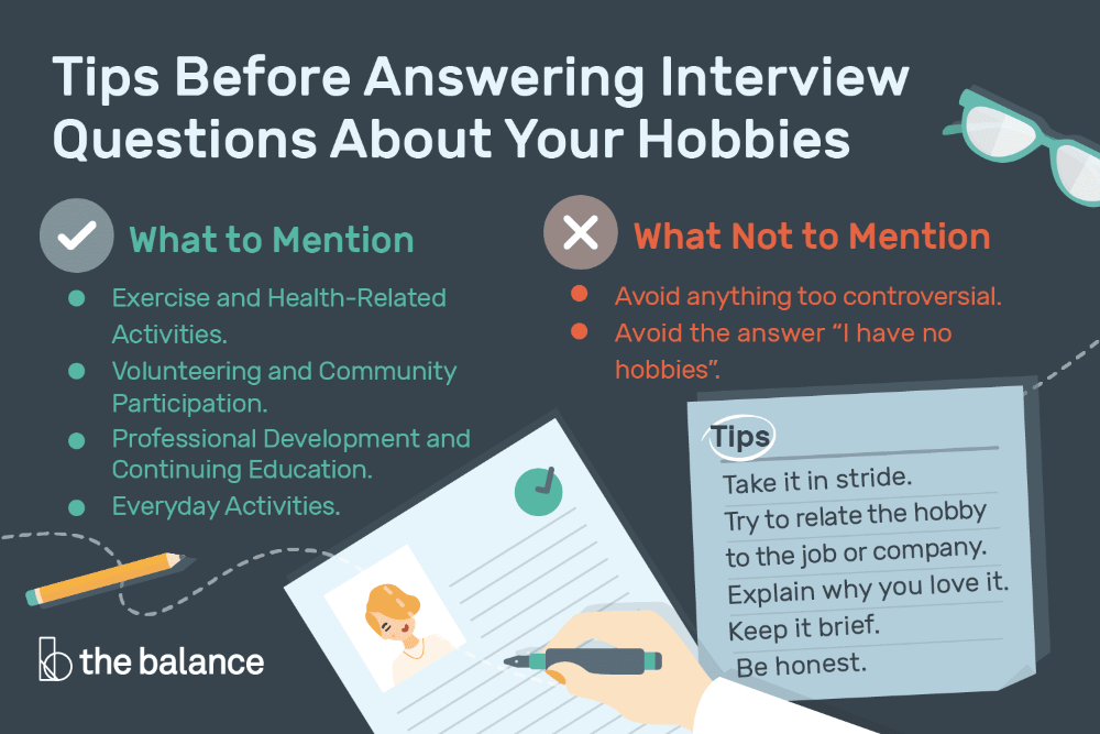 How to Answer Interview Questions About Your Hobbies di 2020