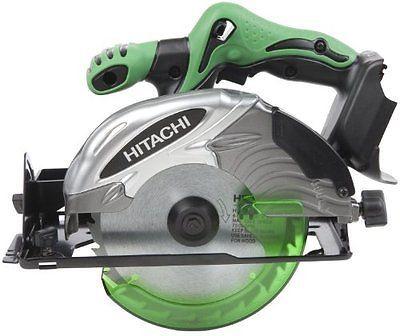 Hitachi C18DSLP4 18-Volt Lithium-Ion 6-1/2-Inch Circular Saw (Tool Only, No B...