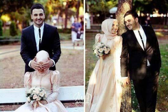 Hasil gambar untuk prewed nikah muslim