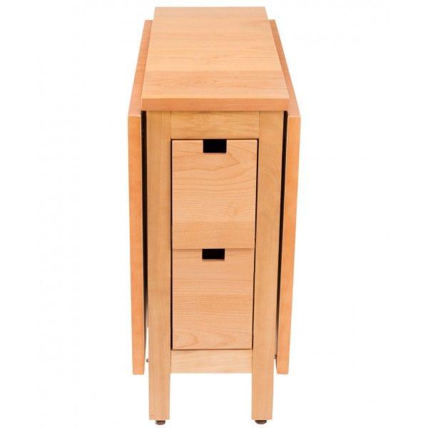 Mesa plegable lamo mesa plegable mesas y mesas plegables - Como hacer una mesa de escritorio ...