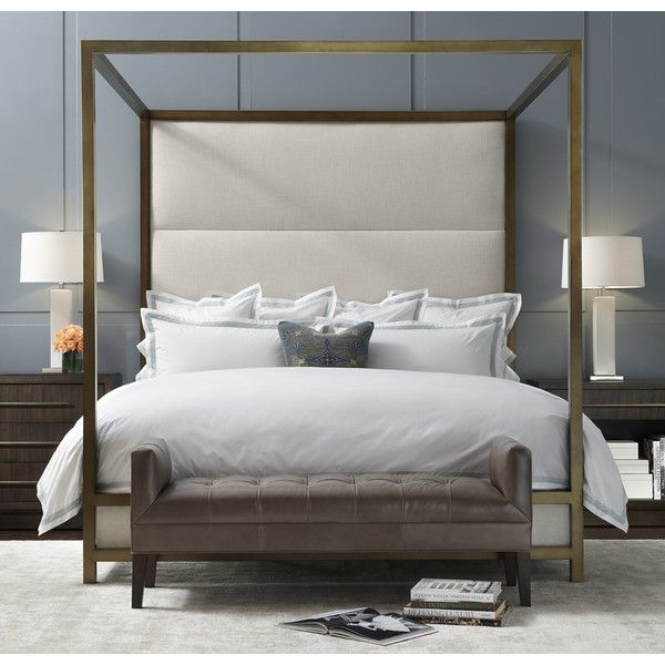 Mitchell Gold + Bob Williams Banks Metal Bed King (5 460 AUD ...