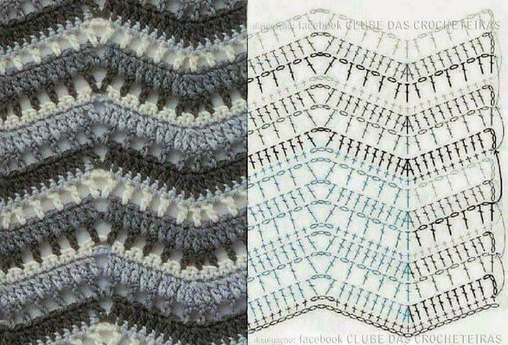 Pin de Estela Acha en Crochet | Pinterest | Croché, Ganchillo y ...