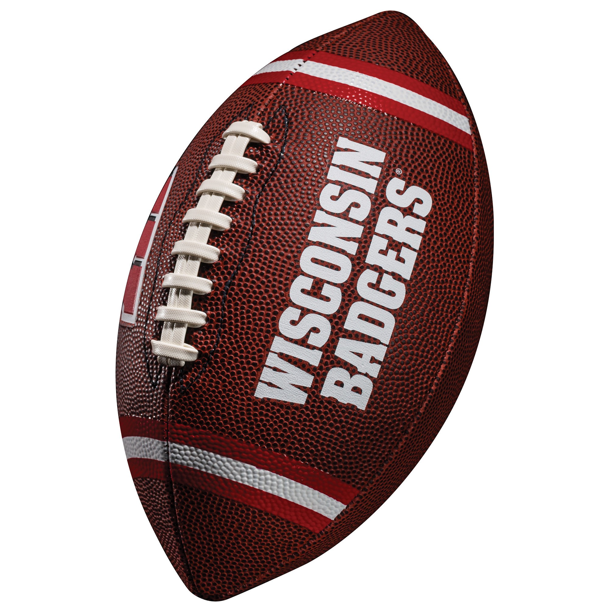 NCAA Franklin Sports Wisconsin Badgers Junior Football
