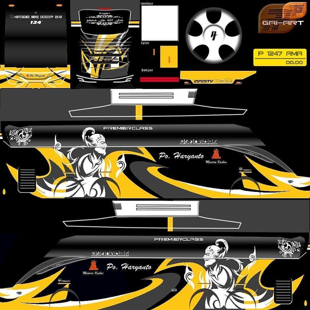 101 Livery Bussid Bus Simulator Indonesia Hd Shd Koleksi Lengkap Terbaru Raina Id Di 2020 Konsep Mobil Stiker Mobil Mobil Modifikasi