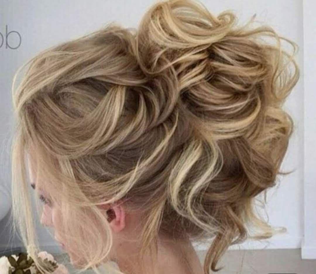 Pin on Updos for medium length hair