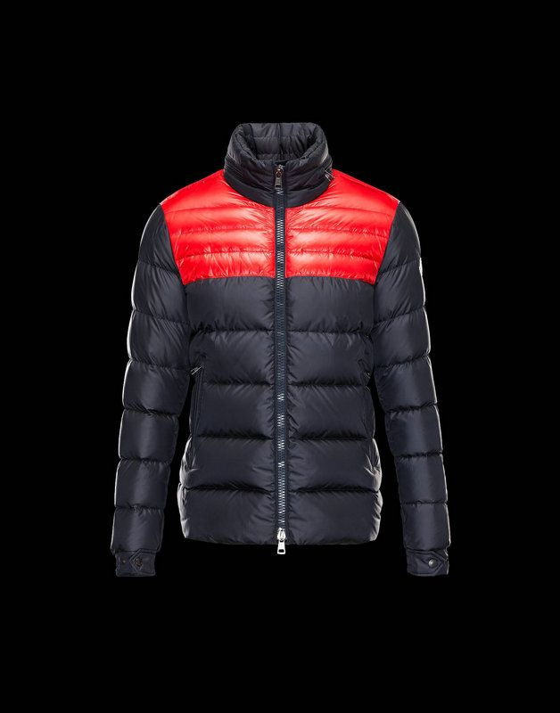 0736a4b61 Moncler Mens Jacket Dinant Red