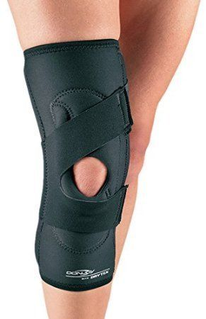 """caa853121c The NEW Hinged Lateral """"J"""" is the new popular patellofemoral #knee #brace"""