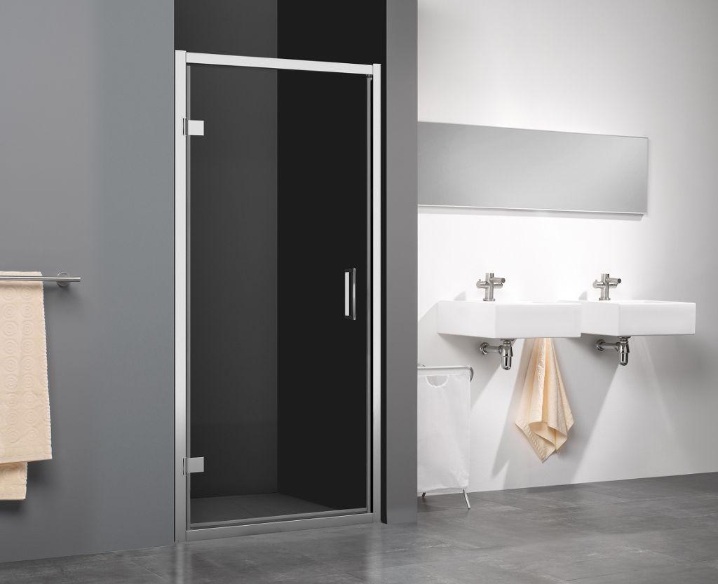 Sealskin douchedeur get wet squeeze installeren zonder boren een