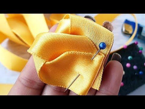 DIY Amazing And Very Creative Ribbon art, Diy Cool Ideas