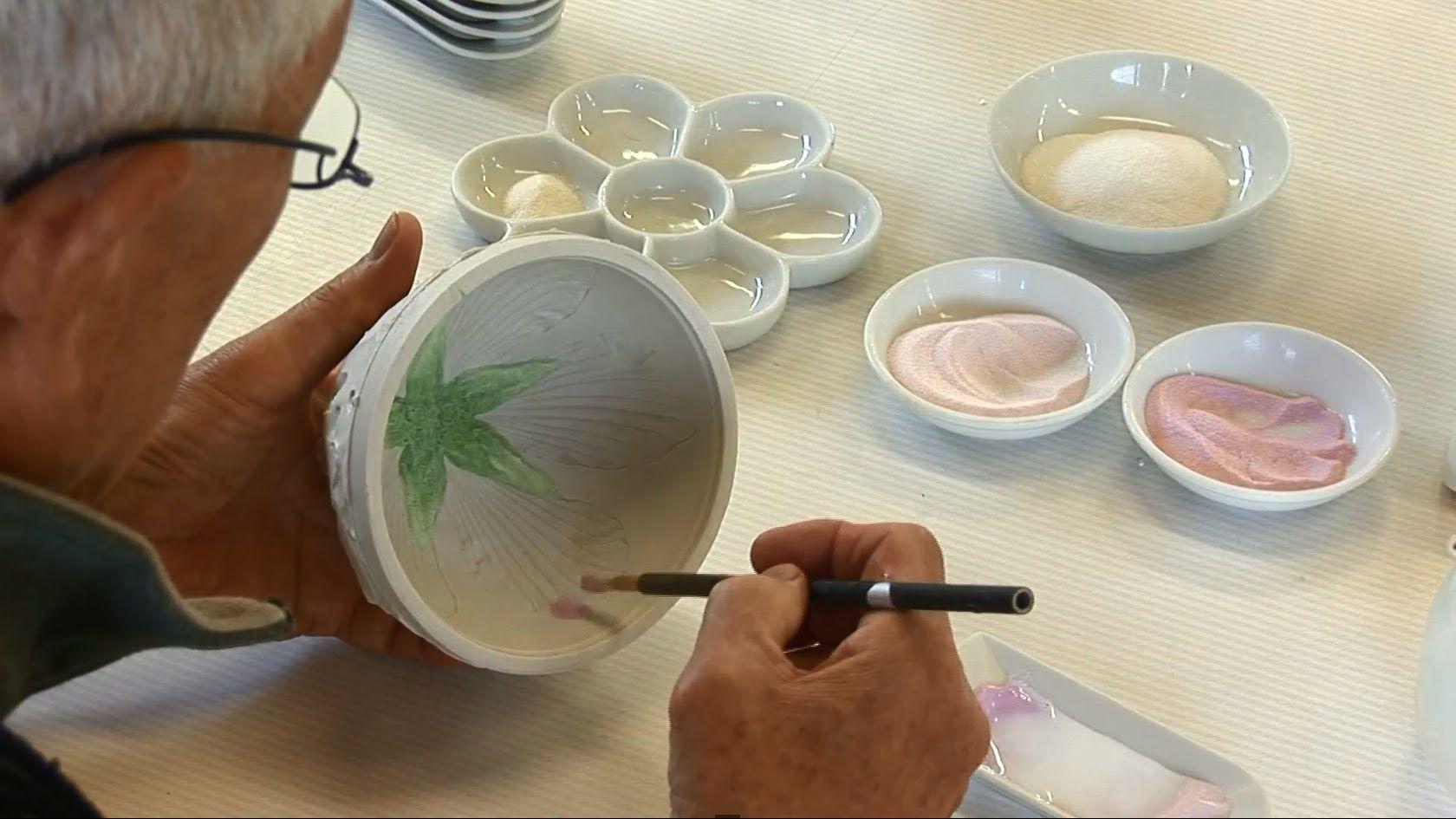 Master Class 10: Eggshell Thin Pâte de Verre with Shin