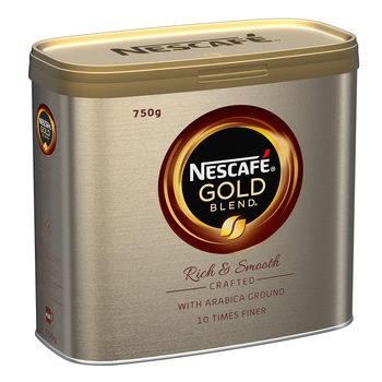 Nescafé Gold Blend Instant Coffee Granules, 750g in 2020