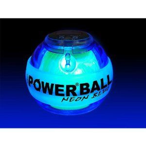 Powerball Neon Pro ~ An amazing way to exercise and build up your arm muscles!