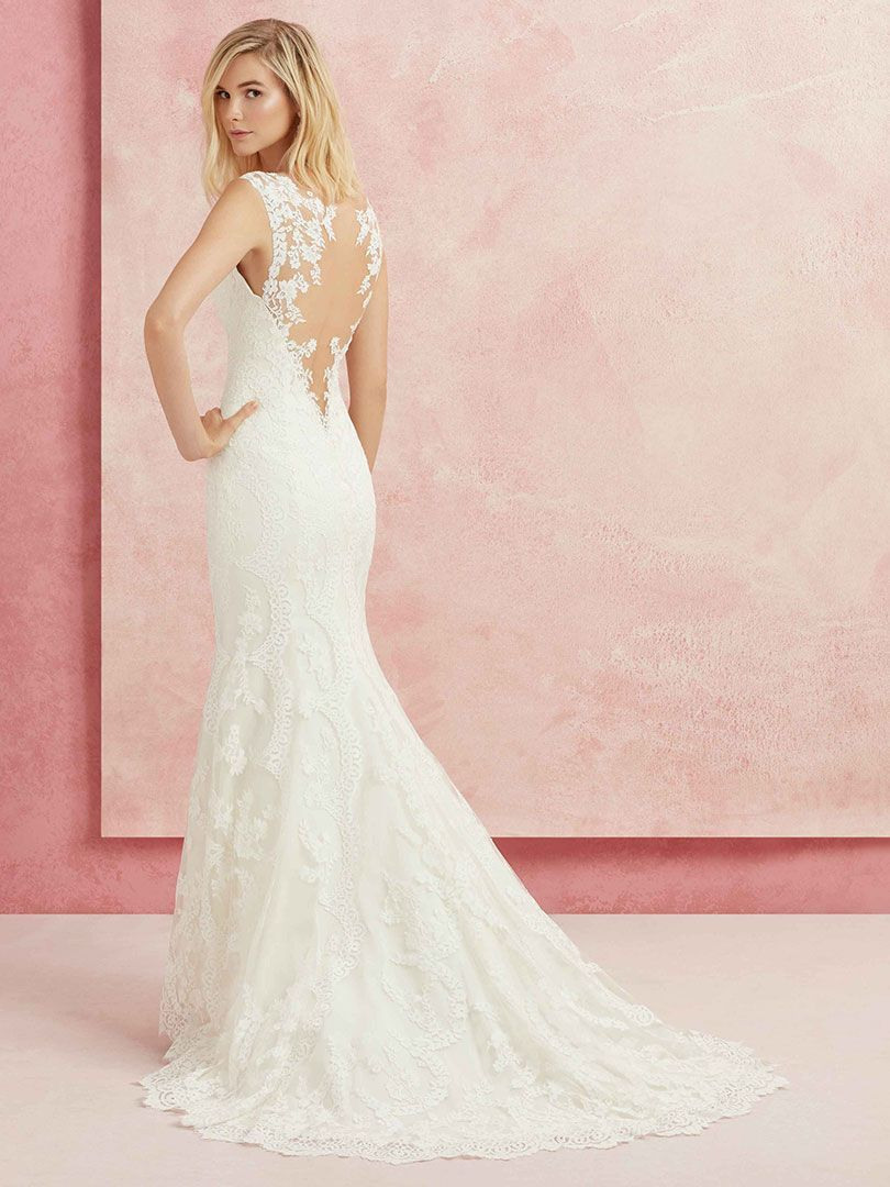 Beloved by Casablanca Bridal Style BL218 Harmony | Beloved by ...