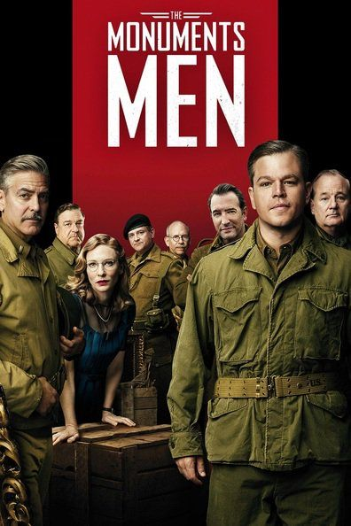 The Monuments Men Stream