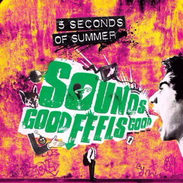 5sos Sounds Good Feels Good Calum 5 Seconds Of Summer Second