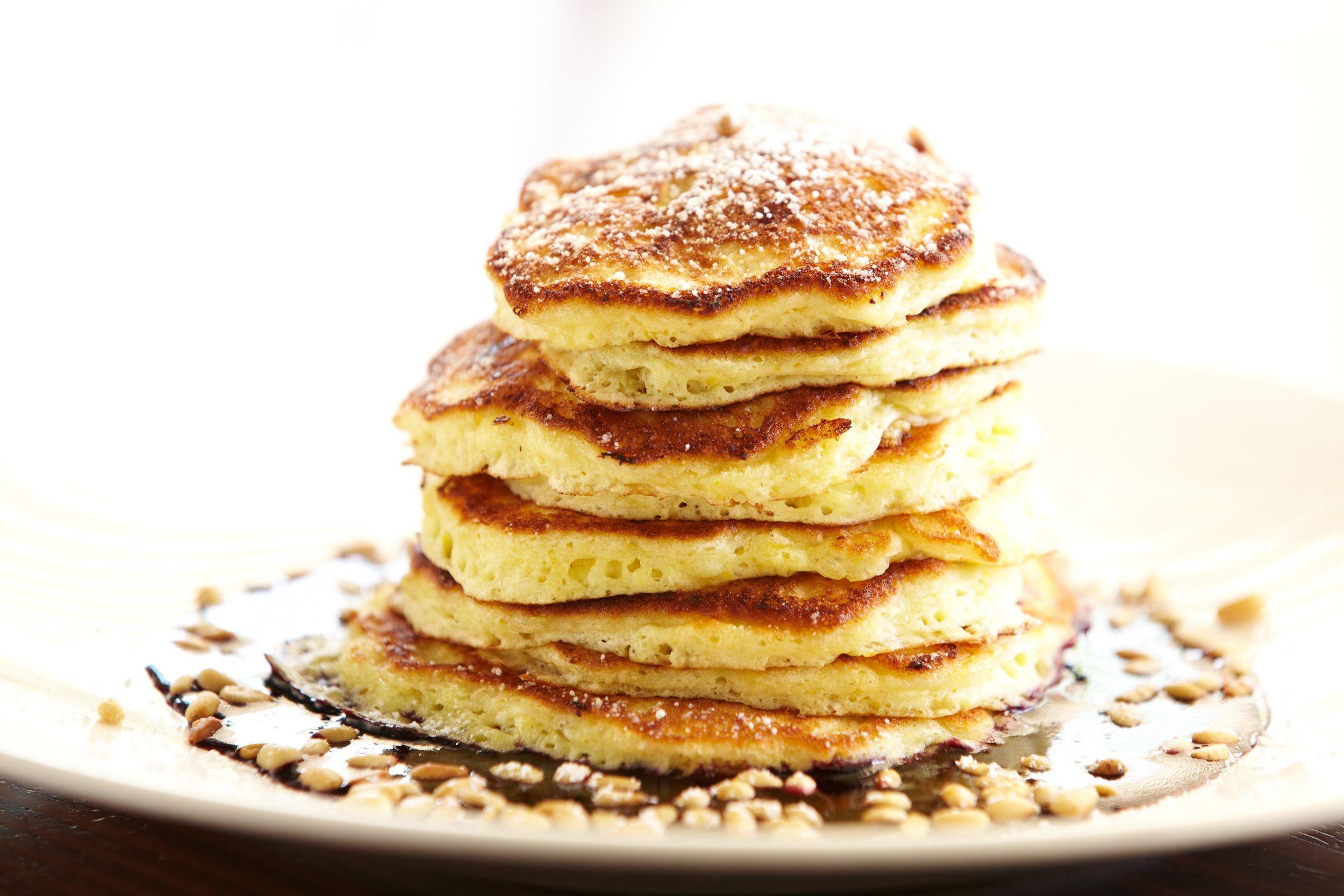 Pancake Recipe From Hotel Jerome Lemon Souffle Pancake Food
