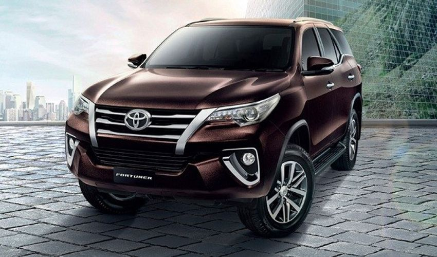 2019 Toyota Fortuner Models Price Release Date Engine