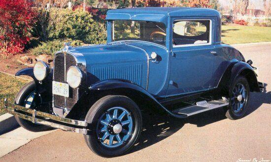 1929 Pontiac 5 Window Coupe For Sale | MCG Marketplace