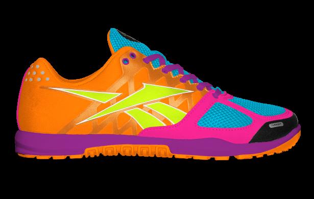 9857a91ec19d Custom Reebok Women s Women s Reebok CrossFit Nano 2.0 Shoes ...